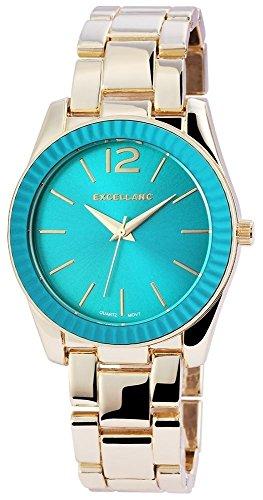 Armbanduhr Uhr Metallarmband L 19cm Br 20mm Faltschliesse 180606500011