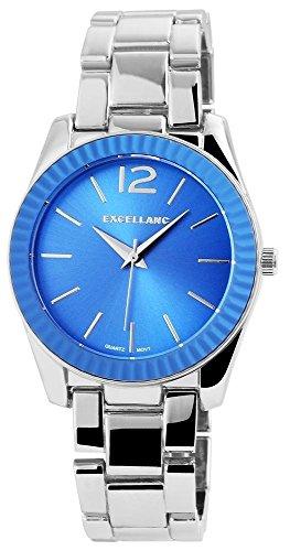 Armbanduhr Uhr Metallarmband L 19cm Br 20mm Faltschliesse 180623000011