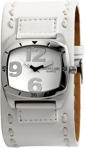 Excellanc Herren Uhren mit Polyurethan Lederband 295022000036