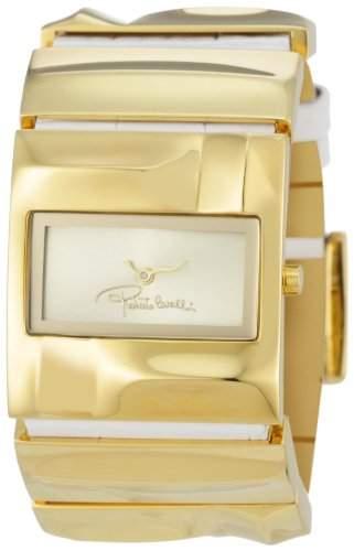 Roberto Cavalli Damen-Armbanduhr Croco Tail R7251270017