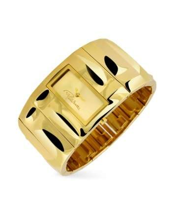 Roberto Cavalli Damen-Armbanduhr Croco Tail R7253270017