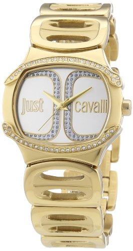 Just Cavalli Born Analog Quarz Edelstahl beschichtet R7253581501