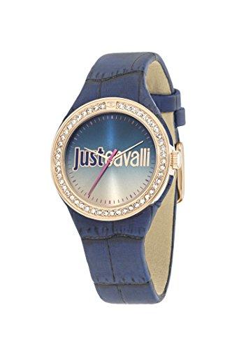 Just Cavalli JUST SHADE Analog Quarz Leder R7251201503