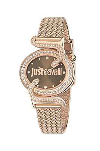 Just Cavalli SIN Analog Quarz Edelstahl R7253591506
