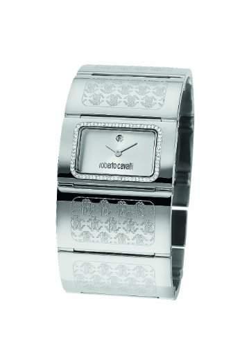 Roberto Cavalli Damen-Armbanduhr Pavon R7253117615