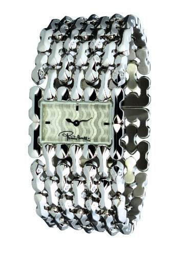 Roberto Cavalli Damen-Armbanduhr Oryza R7253124015