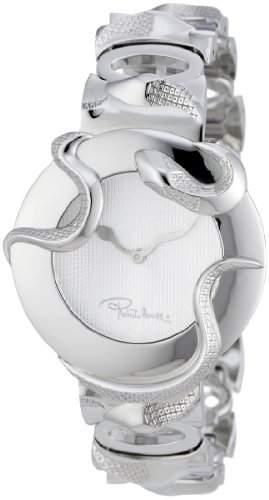 Roberto Cavalli Damen-Armbanduhr Snake R7253165515