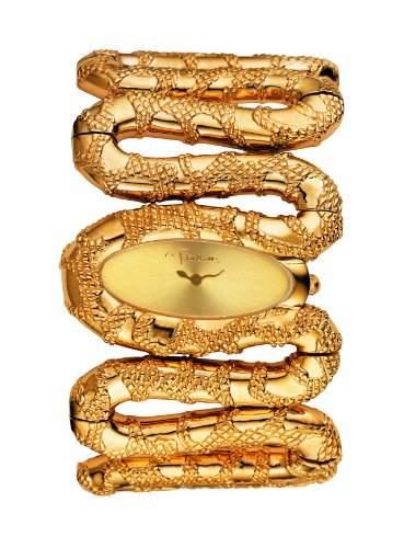 Roberto Cavalli Damen-Armbanduhr Cleopatra R7253195517