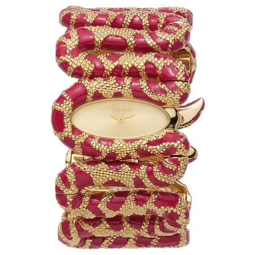 Roberto Cavalli Damen-Armbanduhr Cleopatra R7253195647