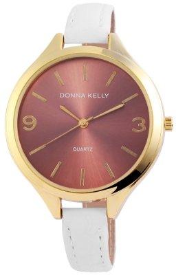 Donna Kelly Kunstleder Farbe Gold Rose Weiss Trend Modern 191006700006