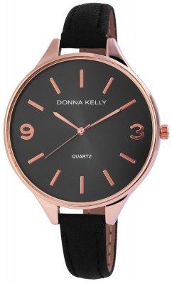 Donna Kelly Kunstleder Farbe Schwarz Rose Rosegold Trend Modern 191031000005