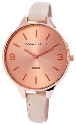 Donna Kelly Kunstleder Farbe Rose Rosegold Trend Modern 191035500005