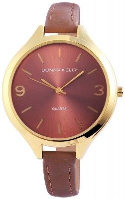 Donna Kelly Kunstleder Farbe Rose Gold Hellbraun Trend Modern 191006500006