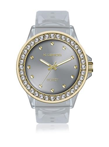 K BROS Armbanduhr Analog Quarz Plastik 9575 7