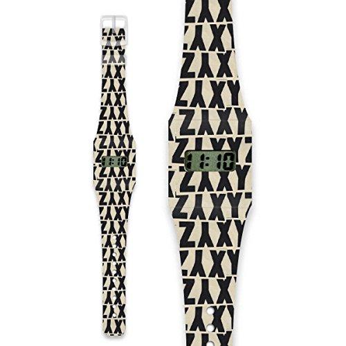 XYZ Pappwatch Armbanduhr aus reissfestem und wasserabweisendem TYVEK