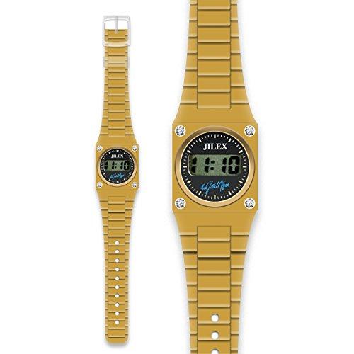 JILEX Pappwatch Armbanduhr aus reissfestem und wasserabweisendem TYVEK