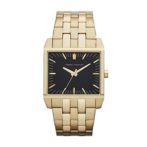 Armani Exchange ax2215Herren Necklaces Halskette Edelstahl analoge Uhr