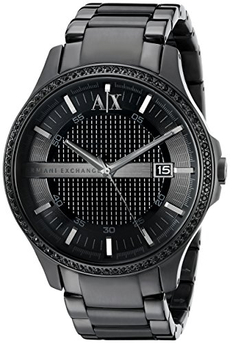 Armani Exchange Herren Analog Dress Quartz Reloj AX2173
