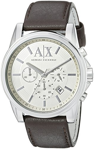 Armani Exchange Herren Analog Casual Quartz Reloj AX2506