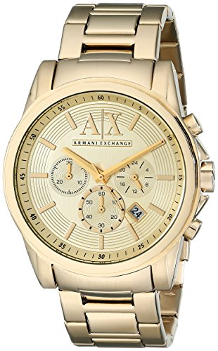 Armani Exchange Analog Dress Quartz Reloj AX2099