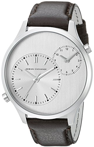 Armani Exchange Herren Hampton Analog Casual Quartz Reloj AX2175