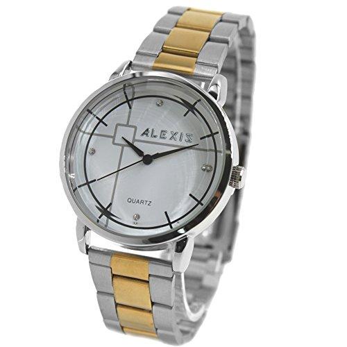 10 fw824r weiss Zifferblatt PNP glaenzend Silber Watchcase Wasser widerstehen Boy Girl Fashion Armbanduhr