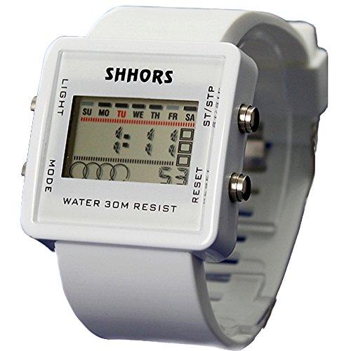 10dw366b Chronograph Alarm Hintergrundbeleuchtung Herren Frauen Sport Best Schoenes Kleid Digitale Armbanduhr
