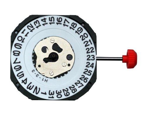 Miyota 2315 Quarz Uhrwerk 11 1 2 Datum Batterie Einstellung Stem inklusive