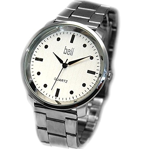 Shiny Silber Band runde PNP glaenzende silberne Uhrgehaeuse Jungen Maedchen Mode Uhr