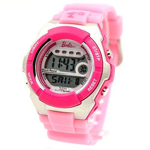 ukdw320q Chronograph Datum Hintergrundbeleuchtung magenta Luenette Wasser widerstehen Frauen Digitale Armbanduhr