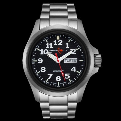 Armourlite AL811 Officer Series Stainless Steel Watch