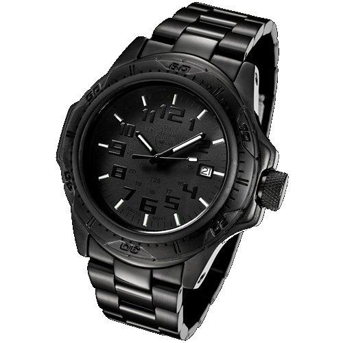 Armourlite Phantom Shatterproof Scratch Resistant Glass Swiss Tritium Watch AL48