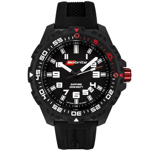 T100 Super Bright 200m ISOBrite Dive Watch By ArmourLite