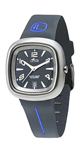 Lotus 15274 1 Uhr Unisex Kautschuk Armband