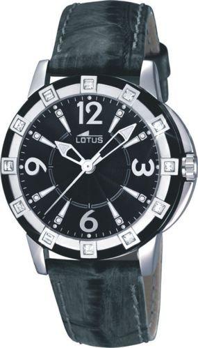 Lotus Damen Armbanduhr Analog Leder 15745 4