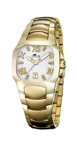 Lotus Damen Uhr Code S Dato plq weiss plq 15518 1
