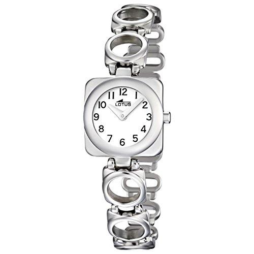 Lotus Damen Uhren Quarz mit Lederband 15712 1