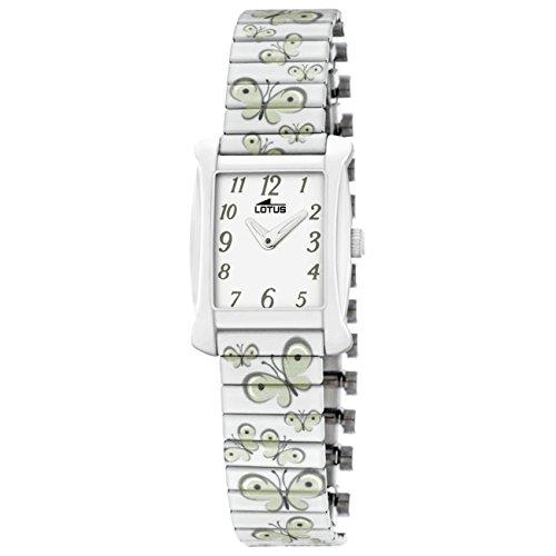Lotus Jugend Armbanduhr Junior analog Quarz Edelstahl UL15769 1