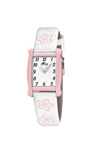 Lotus Maedchen Armbanduhr Analog Quarz Leder 18256 2