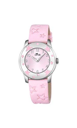Lotus Maedchen Armbanduhr Analog Quarz Leder 18274 2