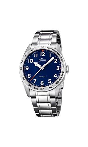 Lotus Unisex Armbanduhr Analog Quarz Edelstahl 18275 2
