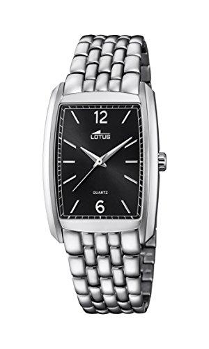Lotus Unisex Armbanduhr Analog Quarz Edelstahl 18353 4
