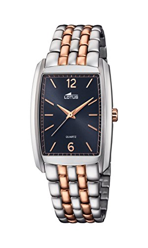 Lotus Unisex Armbanduhr Analog Quarz Edelstahl 18354 3