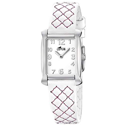 Lotus Jugend-Armbanduhr Junior Chronograph Quarz Leder UL157115