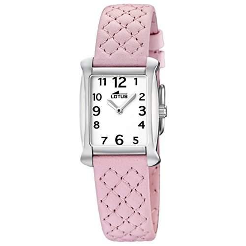 Lotus Jugend-Armbanduhr Junior Chronograph Quarz Leder UL157116