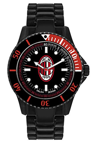 AC Milan Herren Armbanduhr Quarz Nylon MN396UN2