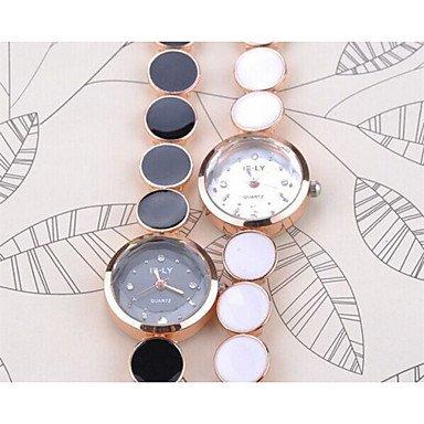 Neue Art und Weise Quarz Weihnachtsgeschenk Stunde Kinderuhren Relogio feminino Uhr Farbe Weiss