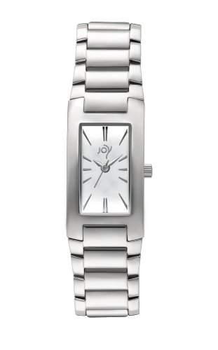 Joy Damen-Armbanduhr Analog Quarz Edelstahl JW603