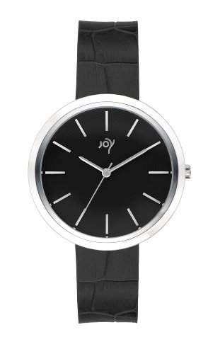 Joy Damen-Armbanduhr Analog Quarz Leder JW616