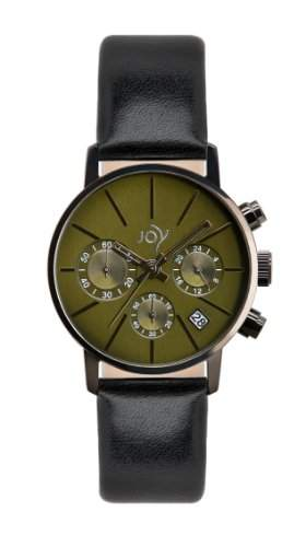 Joy Damen-Armbanduhr XS By Joy Chronograph Quarz Leder JW632